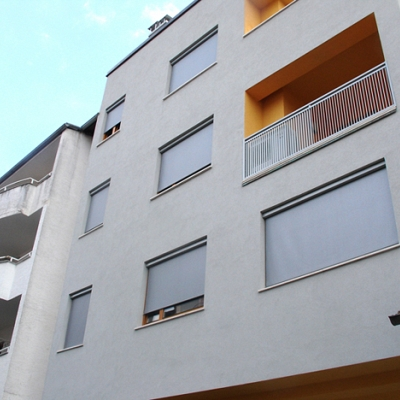 PROJECT RESIDENTIAL ESTATE – production and implementation of roller blinds K. Production, supply, installation.