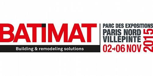 Batimat fair Paris 2015