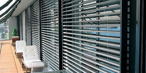 Multifunctional venetian blinds SOLTEC LUX